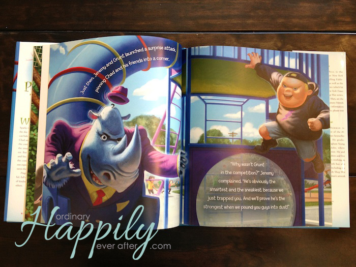 Pingo and the Playground Bully Review @ Ordinary Happily Ever After